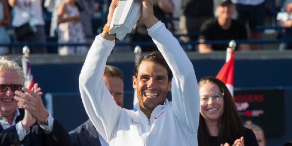 Tabarnak ! Rafael Nadal s'adjuge un 4ème Masters du Canada