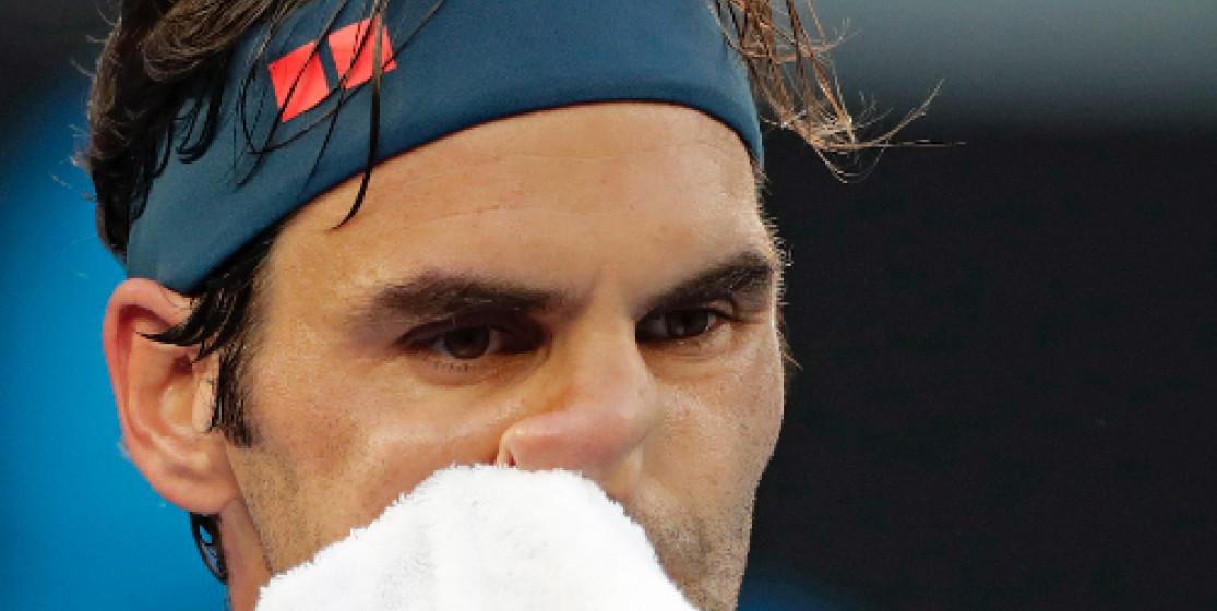 L'actu tennis (mais pas que) de la semaine : Federer déjà out, un oeuf déjà in.