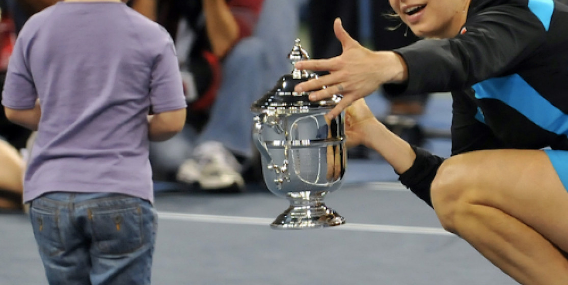 Top 10 : les mamans du tennis