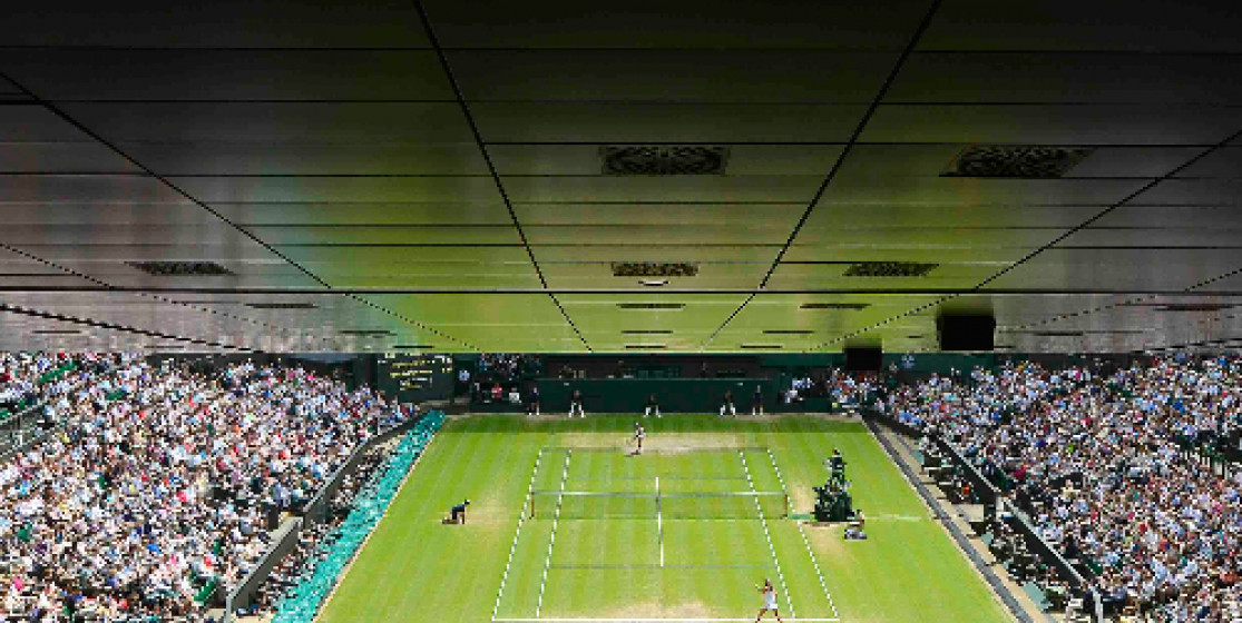 Wimbledon me manque