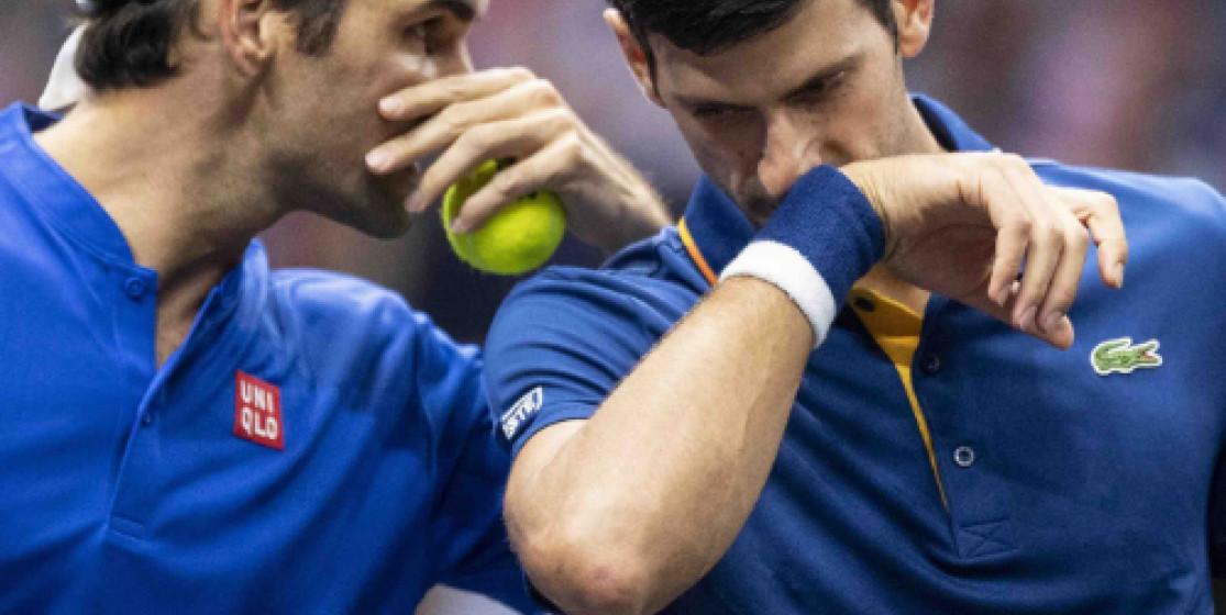 Federer et Djokovic une rivalité incroyable