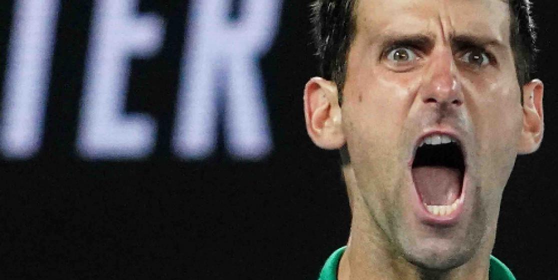 Djokovic+Nadal+Federer = 56