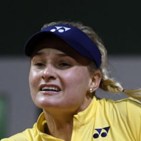 Dayana Yastremska